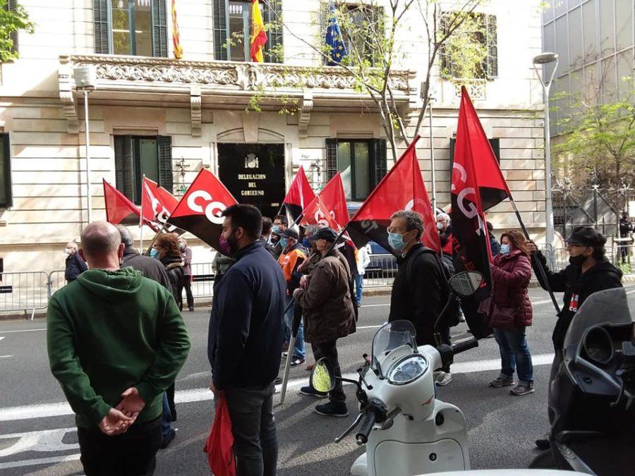 Concentraciones por la derogación de las Reformas Laborales - Imagen-18