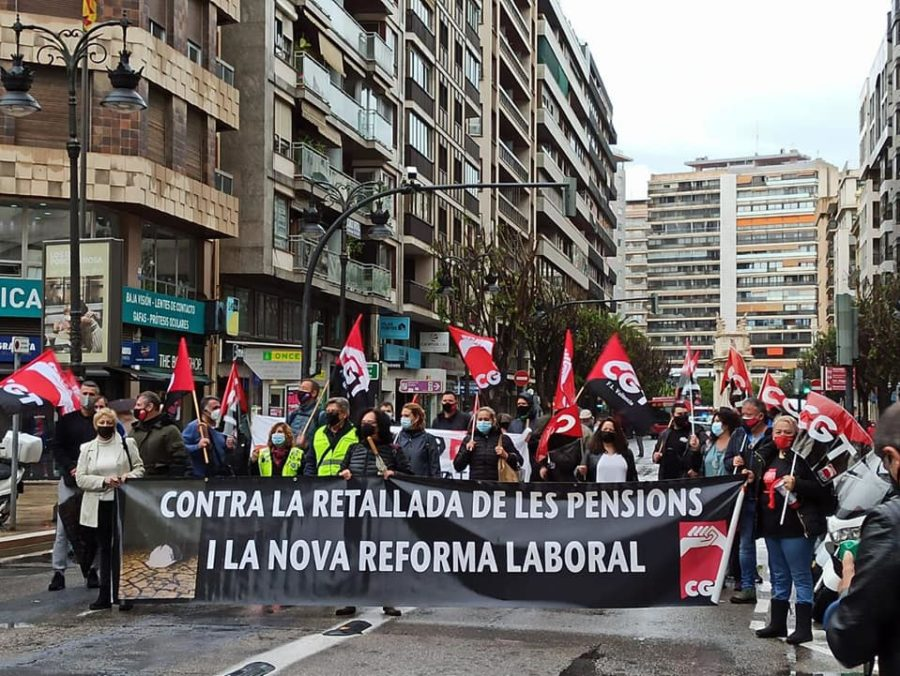 Concentraciones por la derogación de las Reformas Laborales - Imagen-17