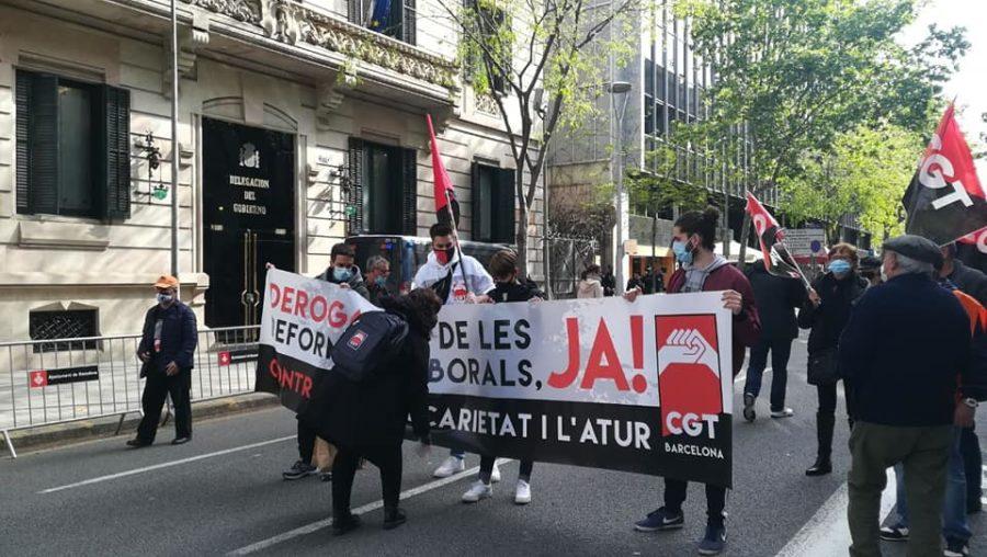 Concentraciones por la derogación de las Reformas Laborales - Imagen-22