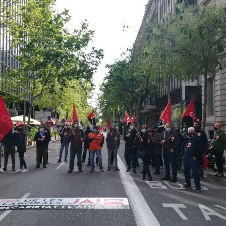 Concentraciones por la derogación de las Reformas Laborales - Imagen-24