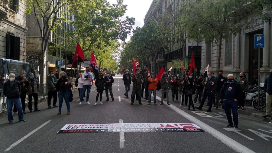 Concentraciones por la derogación de las Reformas Laborales - Imagen-25