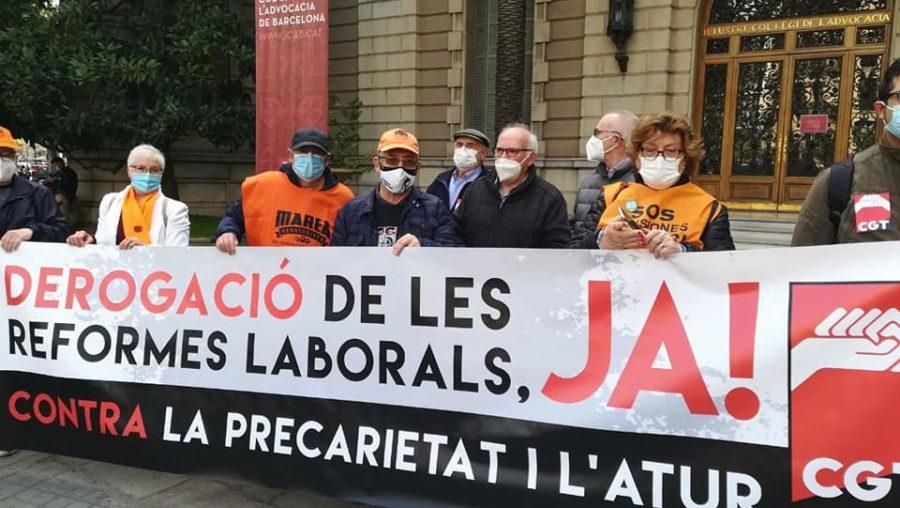 Concentraciones por la derogación de las Reformas Laborales - Imagen-26