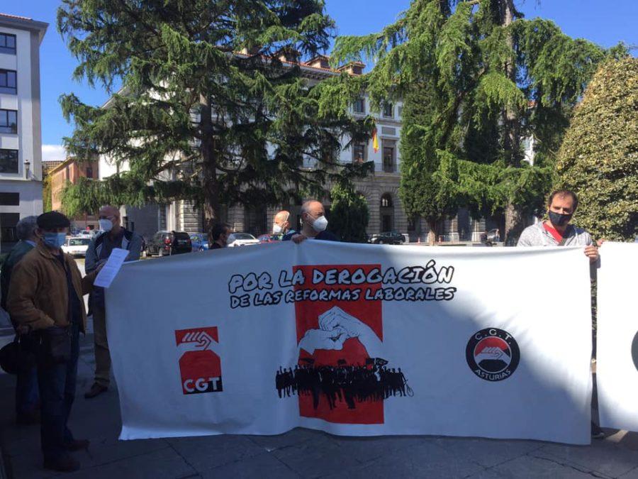 Concentraciones por la derogación de las Reformas Laborales - Imagen-29