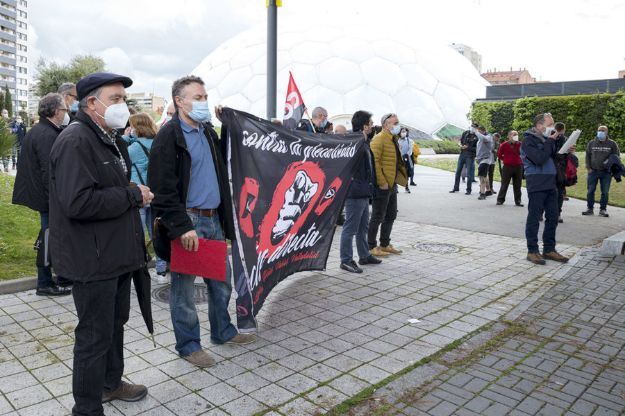 Concentraciones por la derogación de las Reformas Laborales - Imagen-11