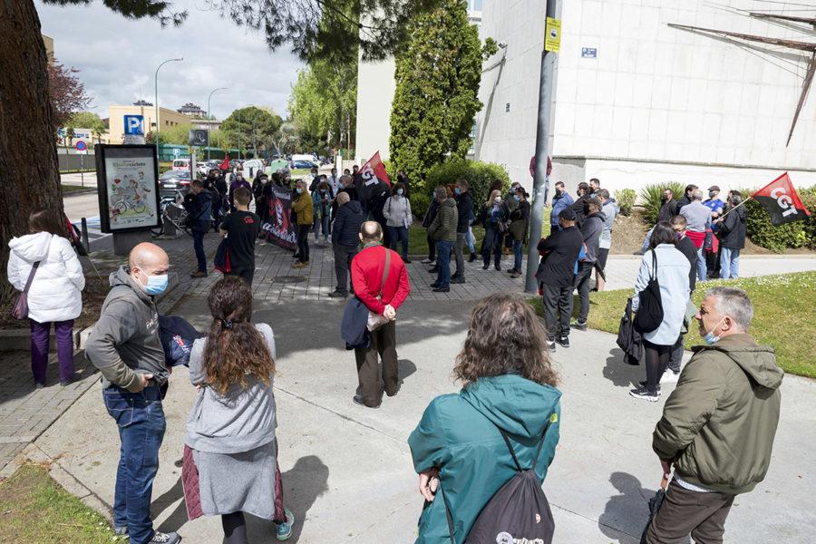 Concentraciones por la derogación de las Reformas Laborales - Imagen-14