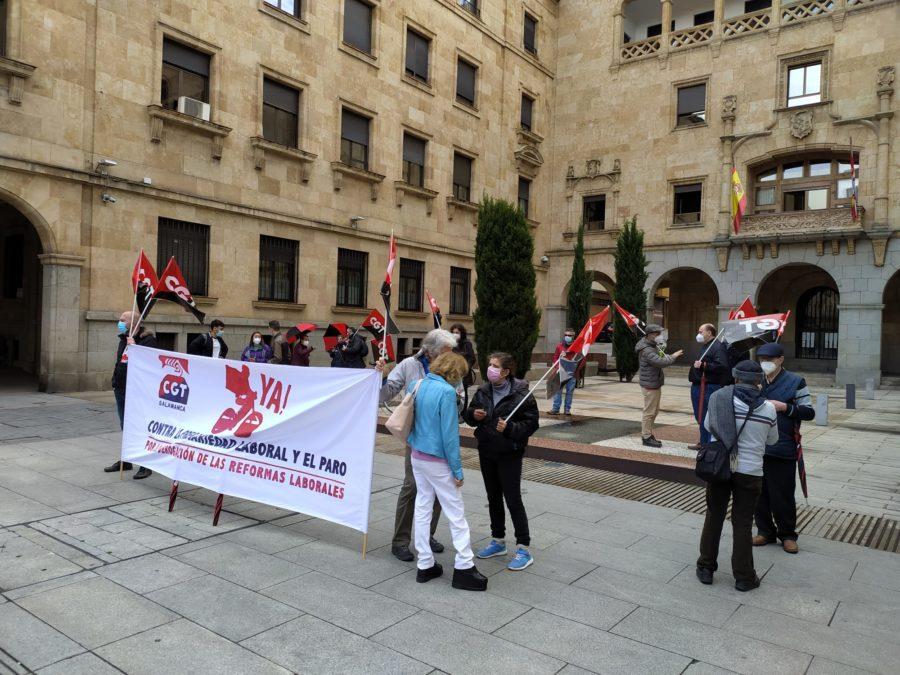 Concentraciones por la derogación de las Reformas Laborales - Imagen-1