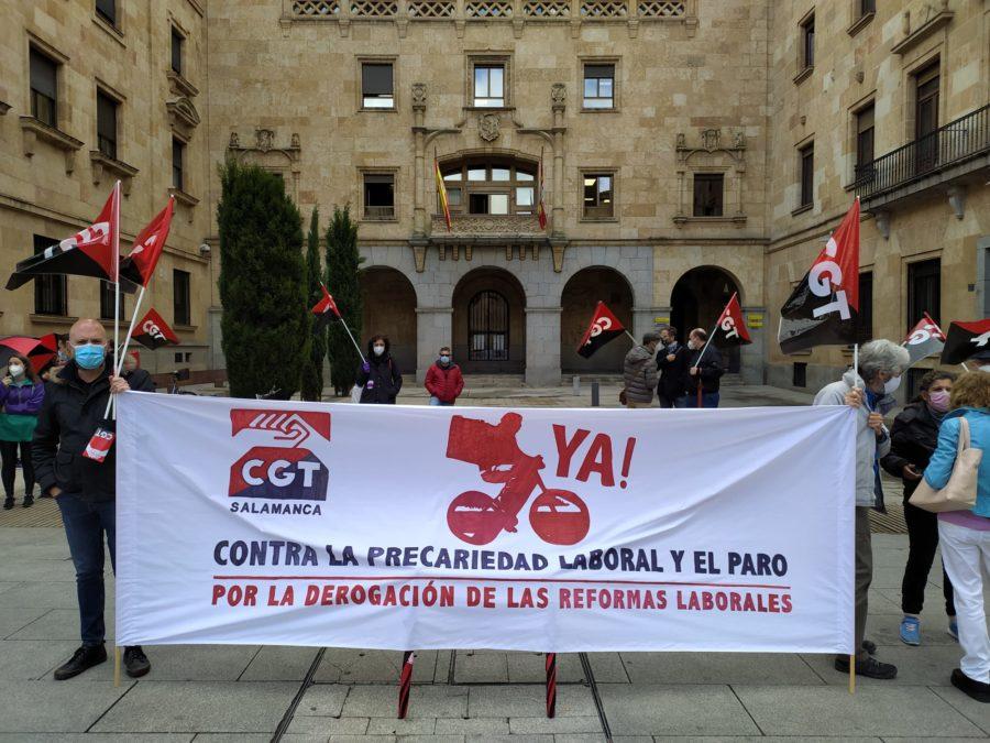 Concentraciones por la derogación de las Reformas Laborales - Imagen-3