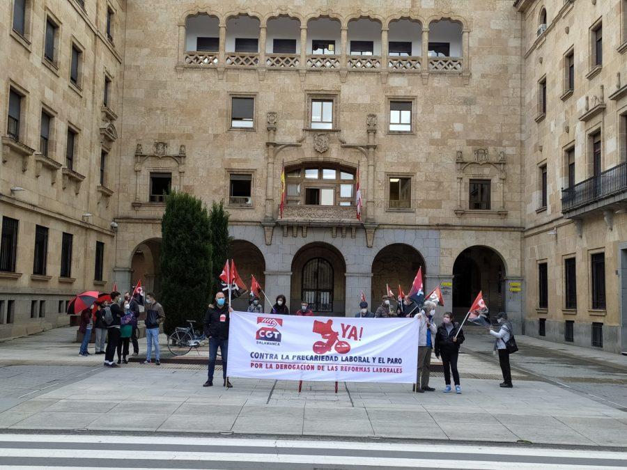 Concentraciones por la derogación de las Reformas Laborales - Imagen-4