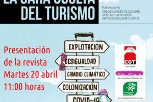 Presentación de la revista «La cara oculta del turismo»