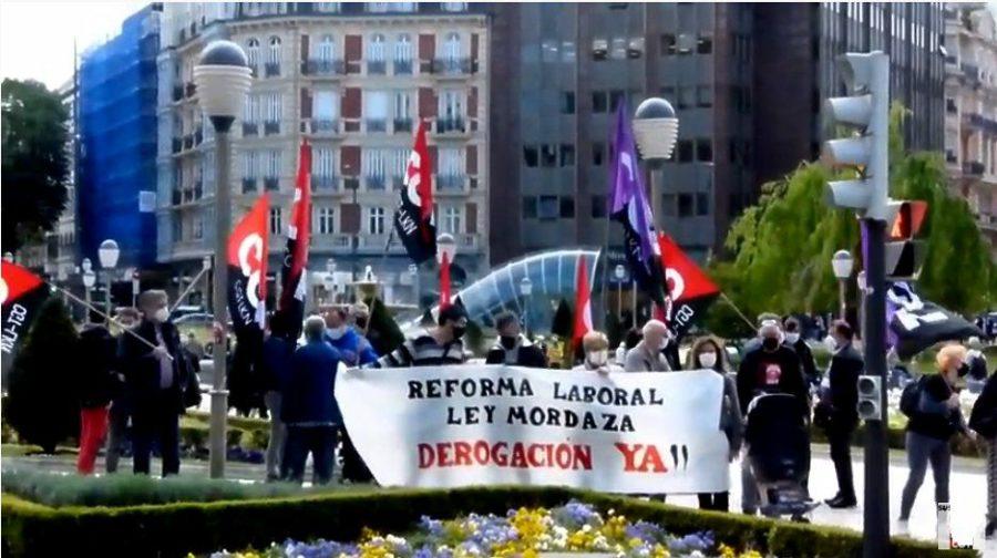 Concentraciones por la derogación de las Reformas Laborales - Imagen-32