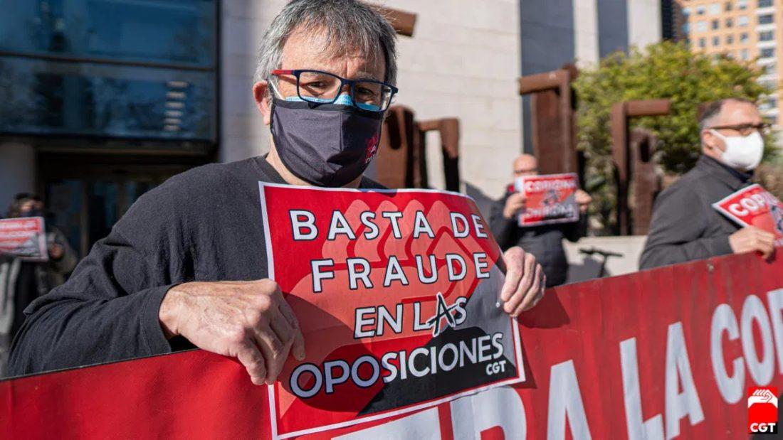 Comunicado de CGT sobre la Sentencia de la Audiencia Provincial de Valencia de 26 de marzo de 2021 (absolución de A. Brugger y M. Gonzálvez)