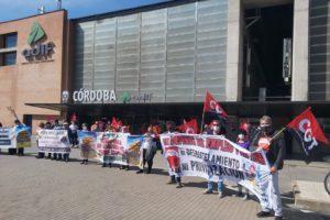 CGT convoca huelga en los servicios de tierra de RENFE en Córdoba