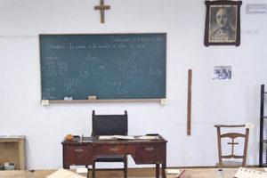 CGT Enseñanza denuncia que, cuatro años después de aprobarse la Ley de Memoria Histórica y Democrática de Andalucía, sigue habiendo centros educativos en nuestra provincia con nombres franquistas
