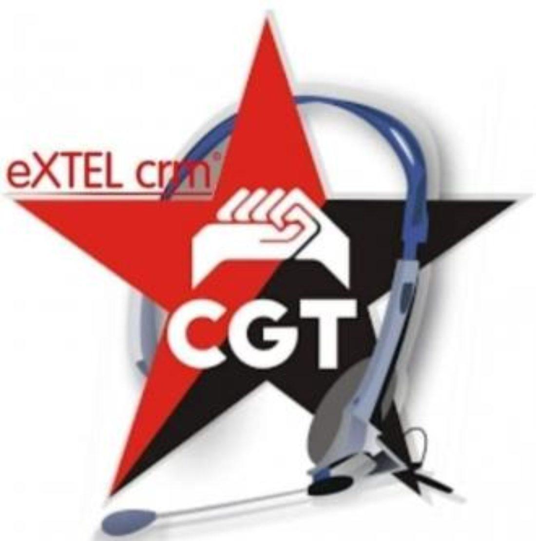 Extel: Concentración ante el SMAC de A Coruña