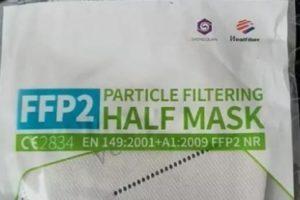 CGT advierte a Tráfico sobre el uso de mascarillas FFP2 con potencial riesgo de inhalación de grafeno
