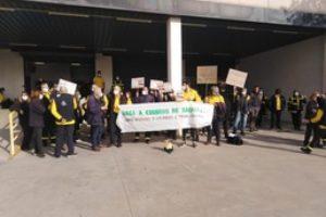 Las carteras de la UR 4 de Sabadell en huelga total e indefinida desde el pasado 6 de abril