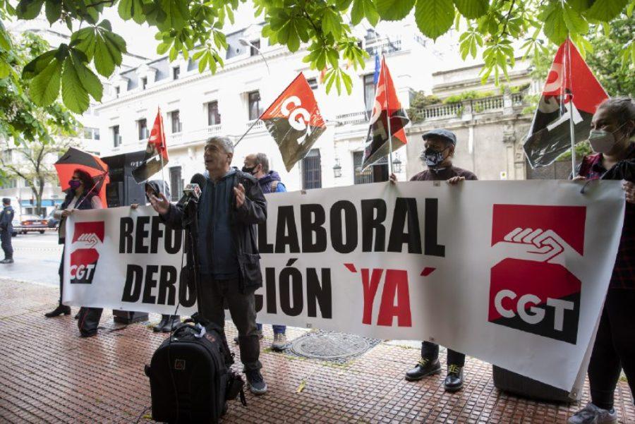Concentraciones por la derogación de las Reformas Laborales - Imagen-36