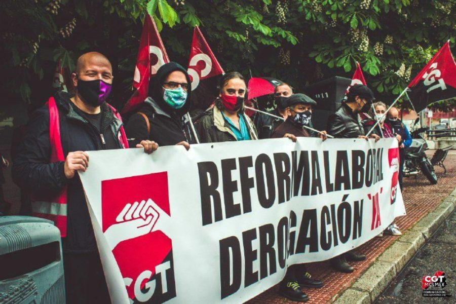 Concentraciones por la derogación de las Reformas Laborales - Imagen-40