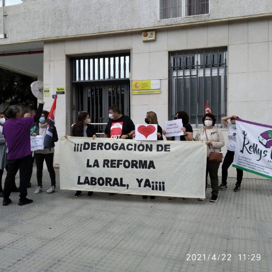 Concentraciones por la derogación de las Reformas Laborales - Imagen-43