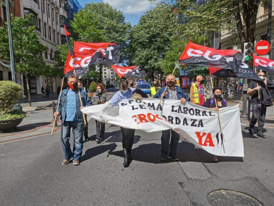 Concentraciones por la derogación de las Reformas Laborales - Imagen-33