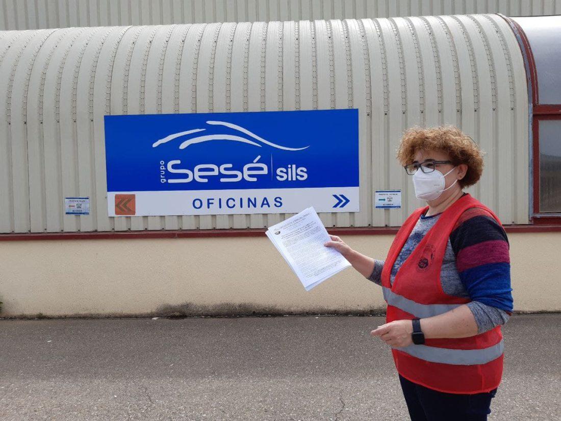 Juicio contra Sesé por pagar salarios por debajo de convenio a 126 trabajadores y trabajadoras