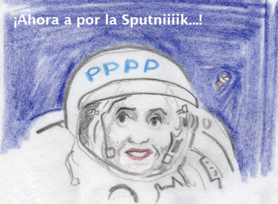 Ahora a por la Sputnik