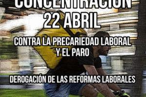 CGT llama a la clase trabajadora malagueña a salir a la calle exigiendo la derogación de las reformas laborales
