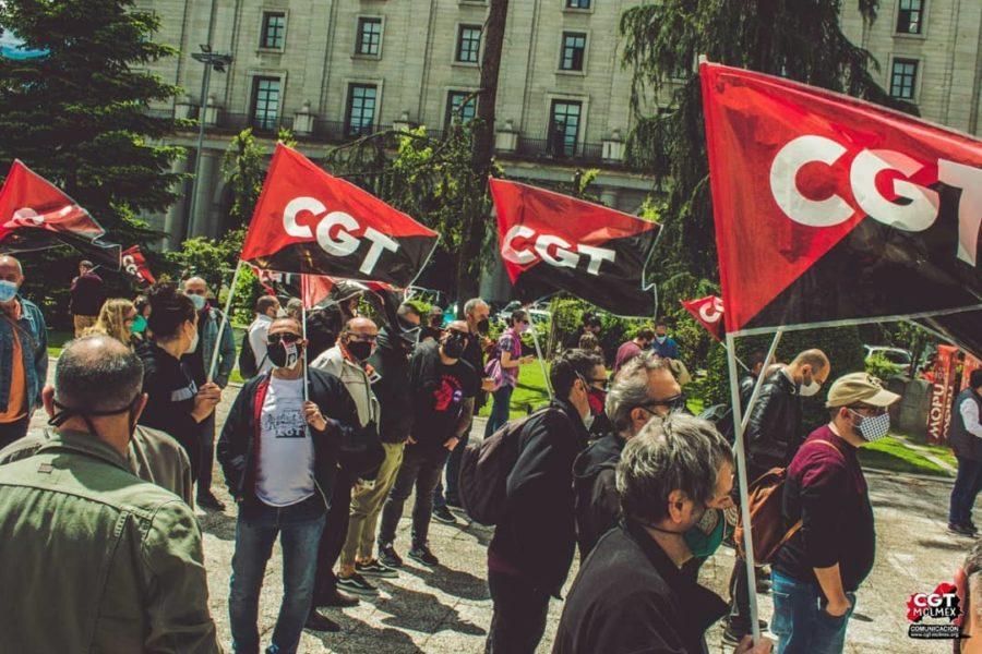 13-M: Concentraciones contra las Reformas Laborales - Imagen-1