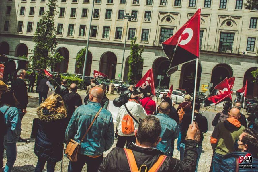 13-M: Concentraciones contra las Reformas Laborales - Imagen-4