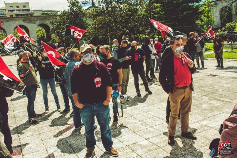 13-M: Concentraciones contra las Reformas Laborales - Imagen-5