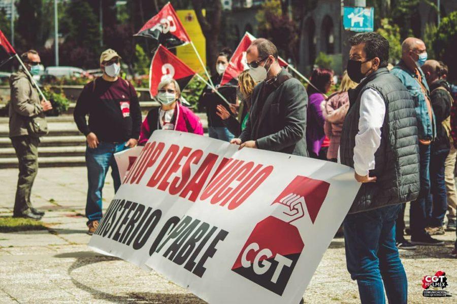 13-M: Concentraciones contra las Reformas Laborales - Imagen-6