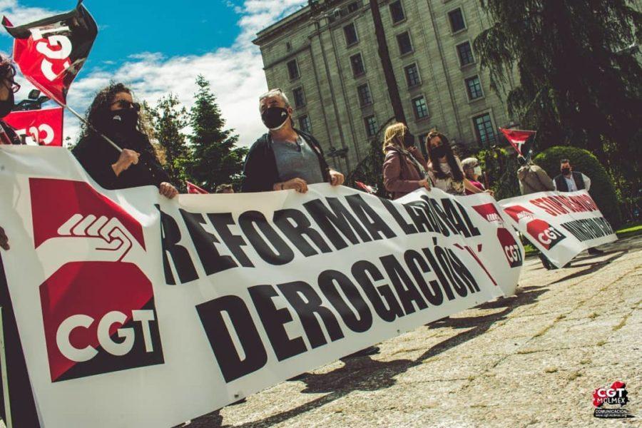 13-M: Concentraciones contra las Reformas Laborales - Imagen-7