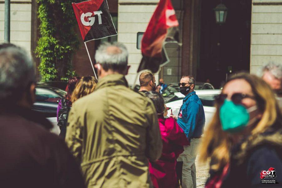 13-M: Concentraciones contra las Reformas Laborales - Imagen-8