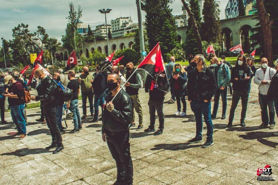 13-M: Concentraciones contra las Reformas Laborales - Imagen-9