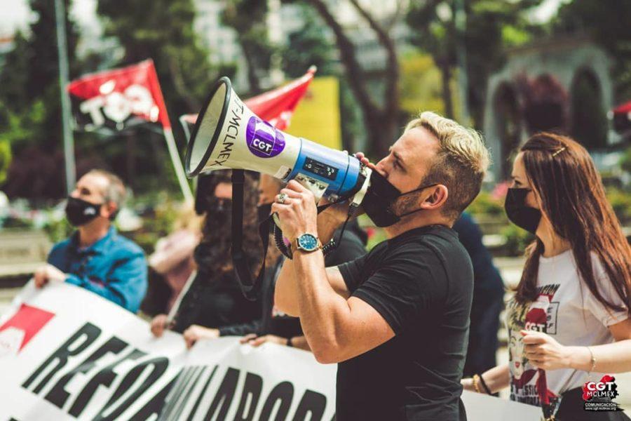 13-M: Concentraciones contra las Reformas Laborales - Imagen-10