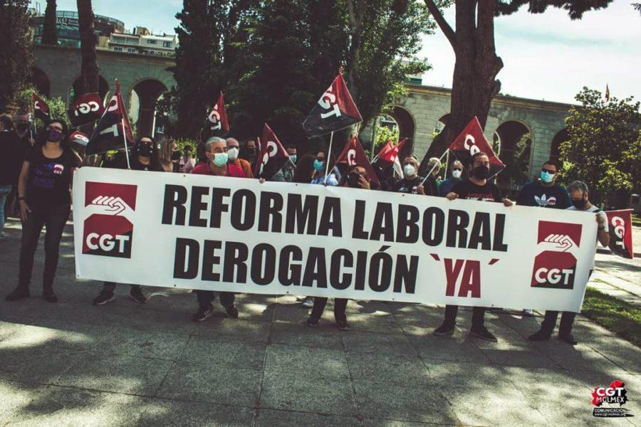 27-M: Manifestaciones por la derogación de las Reformas Laborales - Imagen-10