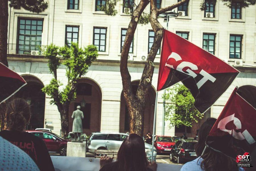 27-M: Manifestaciones por la derogación de las Reformas Laborales - Imagen-11
