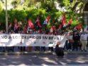 CGT se reúne con el grupo parlamentario de Unidas Podemos para tratar el ERE en BBVA S.A.