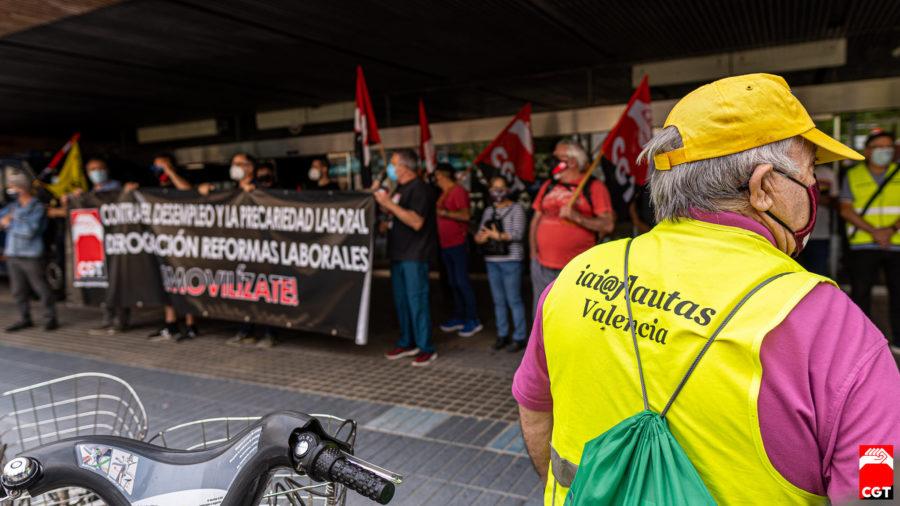 27-M: Manifestaciones por la derogación de las Reformas Laborales - Imagen-20