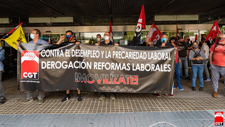 27-M: Manifestaciones por la derogación de las Reformas Laborales - Imagen-21