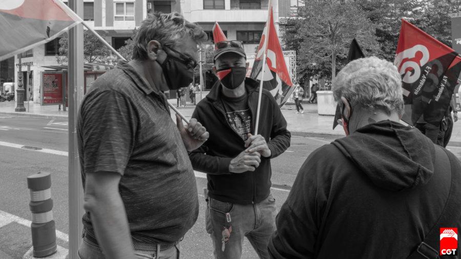 27-M: Manifestaciones por la derogación de las Reformas Laborales - Imagen-22