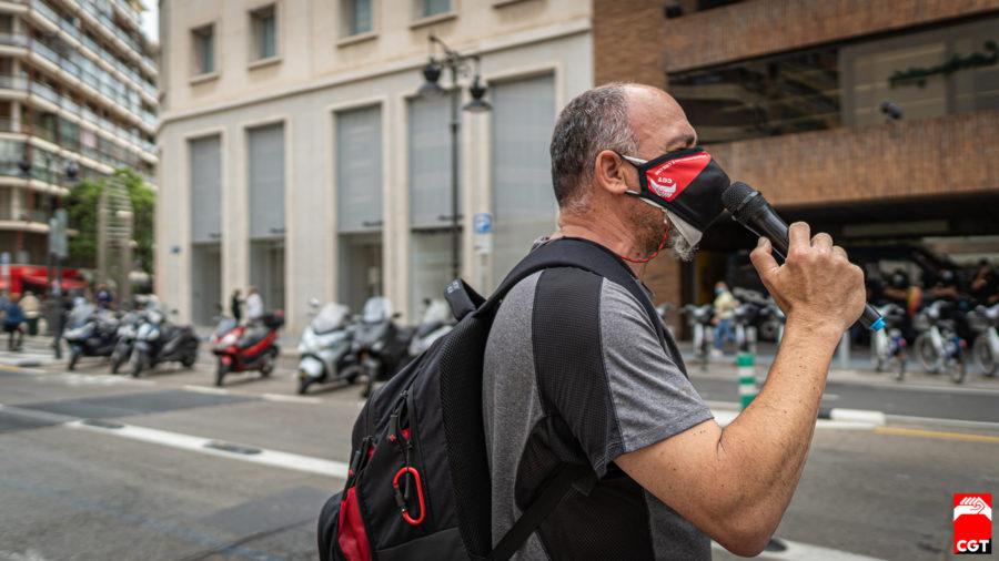 27-M: Manifestaciones por la derogación de las Reformas Laborales - Imagen-23
