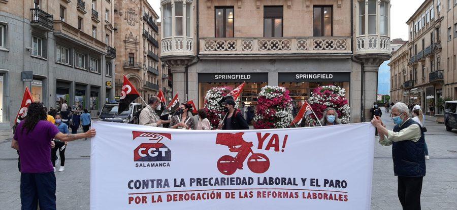 27-M: Manifestaciones por la derogación de las Reformas Laborales - Imagen-8