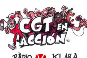 """CGT en Acción """"Nuevo secretario general, mismas luchas"""" 19/05/21"""