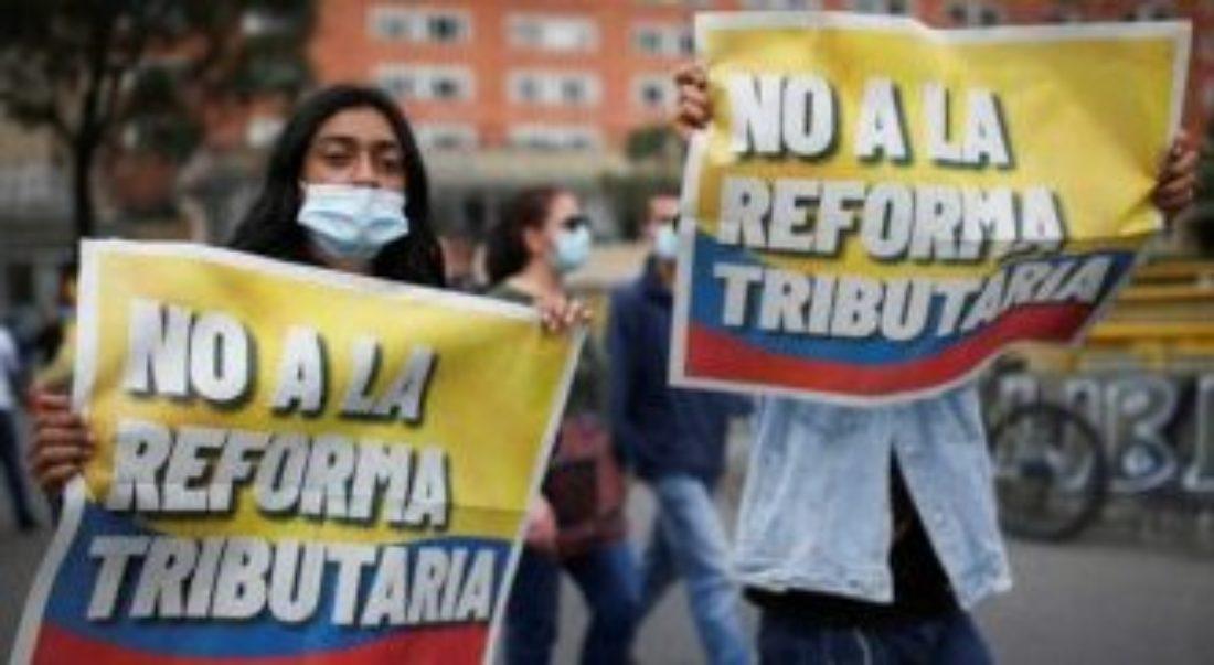 Mocion de apoyo a la lucha de los trabajador@s de Colombia