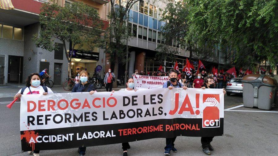 27-M: Manifestaciones por la derogación de las Reformas Laborales - Imagen-4