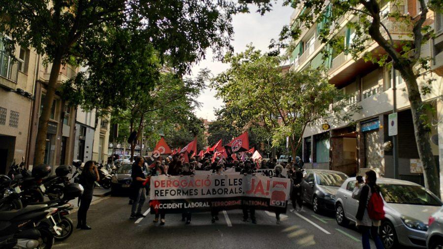 27-M: Manifestaciones por la derogación de las Reformas Laborales - Imagen-6