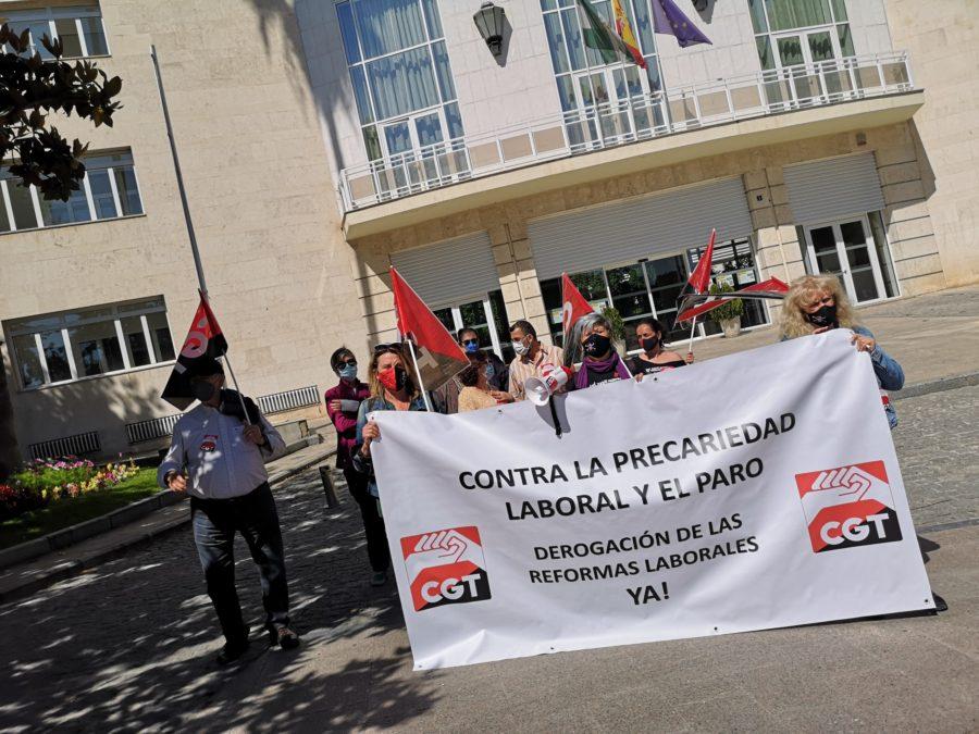13-M: Concentraciones contra las Reformas Laborales - Imagen-21