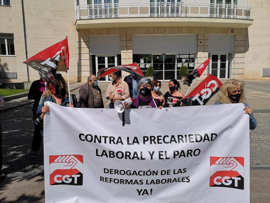 13-M: Concentraciones contra las Reformas Laborales - Imagen-22