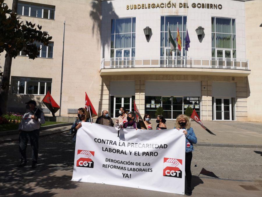 13-M: Concentraciones contra las Reformas Laborales - Imagen-23